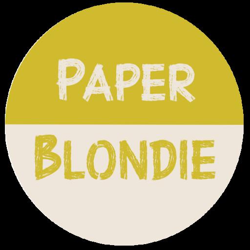 Paper Blondie